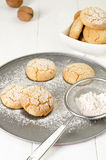 Spanish shortbread Stock Photography