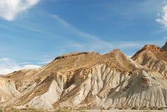 Spanish Sierra Nevada Royalty Free Stock Images