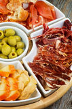 Spanish Snacks Stock Photos