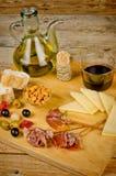 Spanish snacks Stock Photos