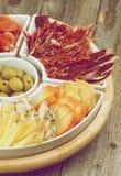 Spanish Snacks Stock Image