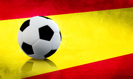Spanish Soccer Royalty Free Stock Photos