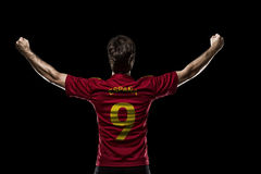 Spanish soccer player Stock Photos