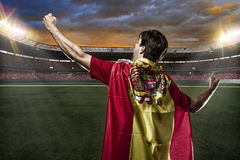 Spanish soccer player Stock Photos