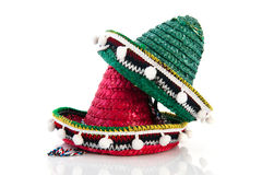 Spanish Sombreros Royalty Free Stock Photo
