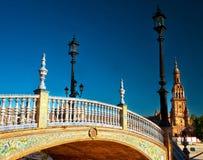 Spanish square Stock Photography