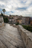 Spanish steps Royalty Free Stock Photos