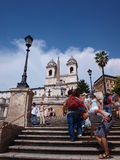 Spanish Steps, Rome, Italy Royalty Free Stock Image