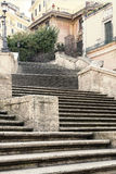 The Spanish Steps in Rome, Italy Stock Photography
