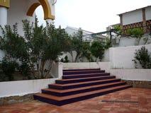 Spanish steps Royalty Free Stock Image