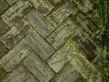 Stone Paviment. Spanish Stone Paviment with close up details Stock Photos