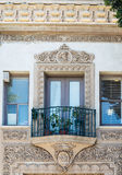 Spanish style architecture Royalty Free Stock Image