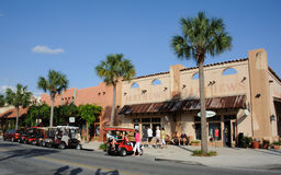 Spanish style community Florida USA Stock Image