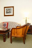 Spanish style room Royalty Free Stock Photos
