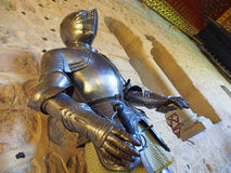 Spanish Suit of Armour Royalty Free Stock Photos