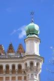 Spanish Synagogue , moorish style, Prague, Czech Republic. Europe Stock Photos