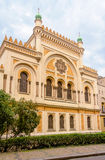 Spanish Synagogue of Prague, in Czech Republic Royalty Free Stock Photo