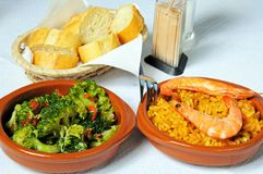 Spanish tapas, Andalusia. Stock Photography