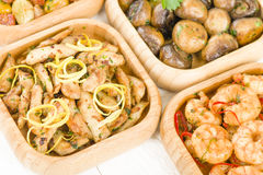Spanish Tapas Stock Photos