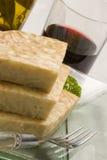 Spanish tapas. Spanish omelet Stock Images