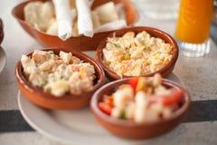 Spanish tapas Royalty Free Stock Photo