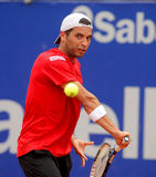 Spanish tennis player Albert Montañes Stock Photos