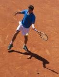 Spanish tennis player Albert Ramos Royalty Free Stock Images