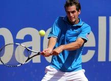 Spanish tennis player Albert Ramos Stock Image