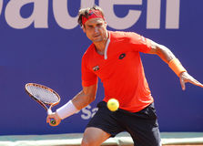 Spanish tennis player David Ferrer Stock Image