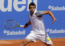 Spanish tennis player Iñigo Cervantes Stock Photos