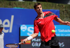Spanish tennis player Marcel Granollers Stock Photos