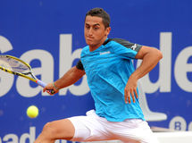 Spanish tennis player Nicolas Almagro Royalty Free Stock Images
