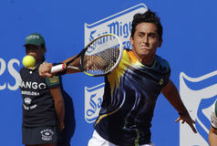 Spanish tennis player Nicolas Almagro Royalty Free Stock Images