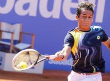 Spanish tennis player Nicolas Almagro Royalty Free Stock Image