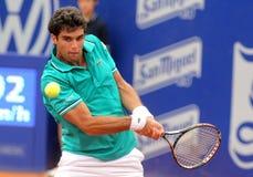 Spanish tennis player Pablo Andujar Stock Image