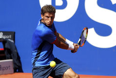 Spanish tennis player Pablo Carreno Busta Royalty Free Stock Images