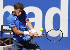 Spanish tennis player Pablo Carreno Busta Stock Image