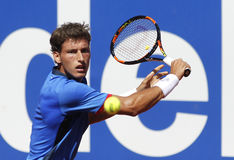 Spanish tennis player Pablo Carreno Busta Stock Image