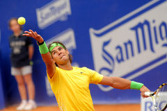 Spanish tennis player Rafa Nadal Stock Image