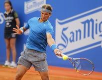 Spanish tennis player Rafa Nadal Stock Image