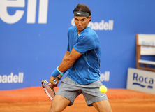 Spanish tennis player Rafa Nadal Royalty Free Stock Photo