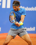 Spanish tennis player Rafa Nadal Stock Images