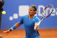 Spanish tennis player Rafa Nadal Royalty Free Stock Photography