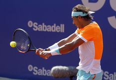Spanish tennis player Rafa Nadal Stock Photography