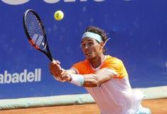 Spanish tennis player Rafa Nadal Royalty Free Stock Images
