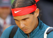 Spanish tennis player Rafa Nadal Royalty Free Stock Photos