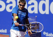 Spanish tennis player Tommy Robredo Royalty Free Stock Images
