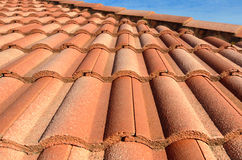 Free Spanish Tile Roof Royalty Free Stock Photo - 43496445