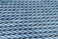 Free Spanish Tile Roof. Abstract Background Texture Mediterranean Architectural Details Stock Photo - 144739340