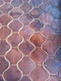 Spanish tile Royalty Free Stock Photos
